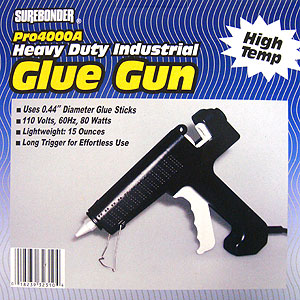 Genco Upholstery Supplies Glue Guns