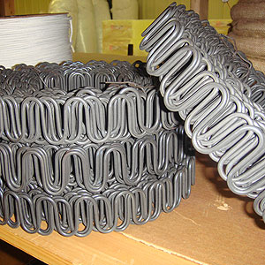 Genco Upholstery Supplies Zig Zag Seat Springs 8 Ga